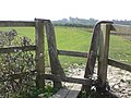 Stile with a view - geograph.org.uk - 1046600.jpg