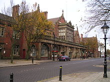 Stoke-on-Trent railway station built 1848. & Stoke-on-Trent - Wikipedia