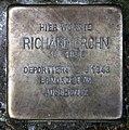 Stolperstein Bennigsenstr 17 (Fried) Richard Crohn.jpg