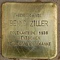 Stolperstein Benno Ziller Brunnenstraße 114 0036.JPG