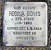 Stolperstein Bornepfad 4 (Hermd) Regina Bonis.jpg