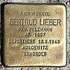 Stolperstein Breite Str 16 (Spand) Gertrud Lieber.jpg