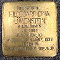 Stolperstein Köln Riehler Straße 23 Hildegard Dina Löwenstein.jpg