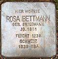 Stolperstein Rosa Bettmann.jpg