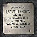 Stolperstein für Ilse Stillerova.JPG