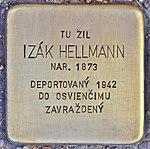 Stolperstein für Izak Hellmann (Prievidza).jpg
