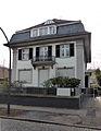Stolpersteine Köln, Wohnhaus Parkstraße 10.jpg