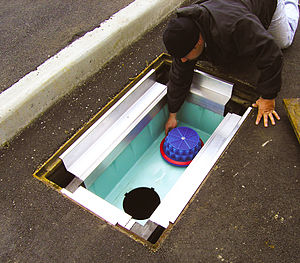 Stormwater - Stormwater filtration system for urban runoff