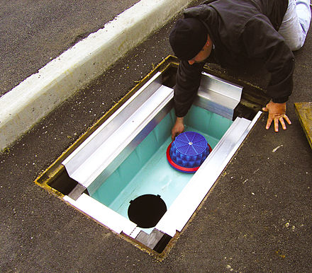 Stormwater filtration system for urban runoff Stormwater Filtration System.jpg