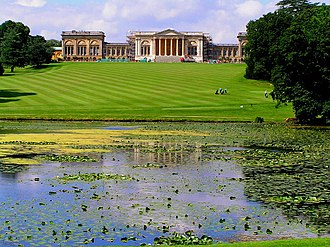 Robin Devereux, 19th Viscount Hereford - Image: Stowe School geograph.org.uk 582994