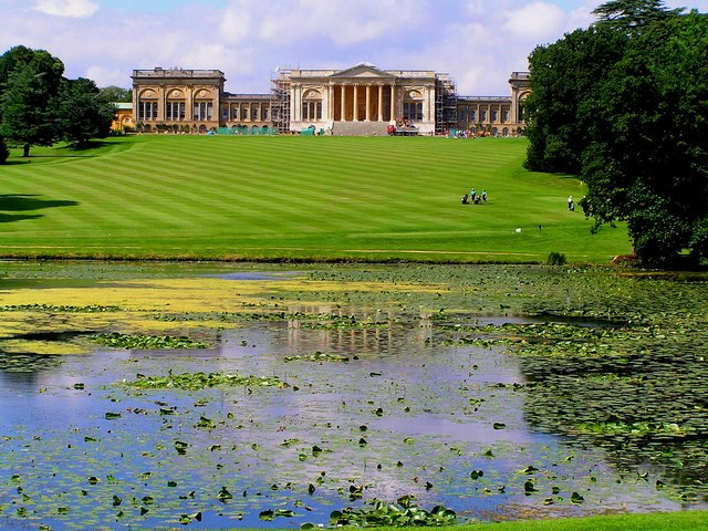 Stowe School - geograph.org.uk - 582994