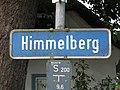 Straßenschild Himmelberg, Tastrup 2014.jpg