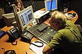 Studio tijdens cultuur radio.JPG