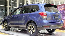 Subaru Forester 2.0i-L EyeSight X-BREAK SJ5 Rear.jpg