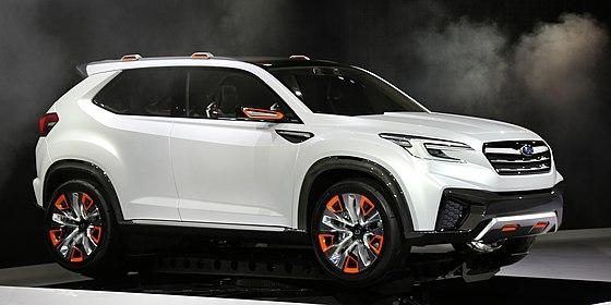 Subaru Viziv Wikiwand