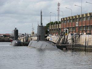 TR-1700-class submarine - Image: Submarinos TR