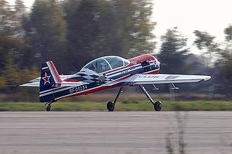 Sukhoi Su-29 - A Su-29 at Kubinka Air Base