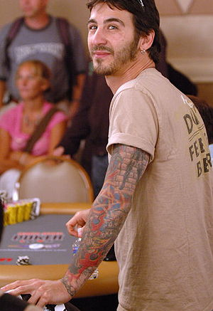 Sully Erna - Sully Erna at the World Series of Poker in 2006.