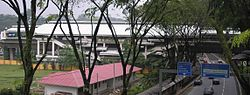 Sultan Ismail station (Ampang Line) (exterior), Chow Kit, Kuala Lumpur.jpg