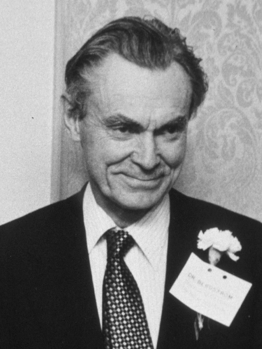 Sune Bergström 3