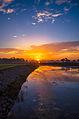 Sunrise at bhairahawa.jpg