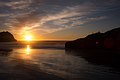 Sunset in Ocean Beach (10964382084).jpg