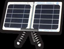Cargador Solar Wikipedia La Enciclopedia Libre