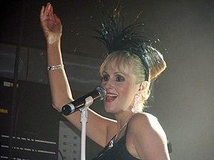 Susan Ann Sulley - Sulley, Sheffield, April 2008