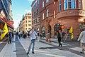 SvP på Drottninggatan i Stockholm 2013 2.jpg