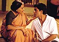 Swades scene between Kishori Ballal and Shahrukh Khan.jpg