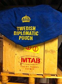 Diplomatic bag