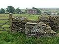 Swinden Lane (Track) looking to the Gamekeepers House - geograph.org.uk - 458495.jpg