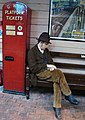 Swindon ... STEAM revisited - passenger. (5124278308).jpg