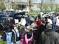 Swindon Link Centre Car Boot Sale - geograph.org.uk - 1225938.jpg