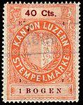 Switzerland Lucerne 1912 revenue 6 40c - 137 - E 1 12.jpg