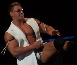 Sylvain Grenier Canadian professional wrestler