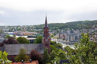 Tønsberg Municipality in Vestfold, Norway