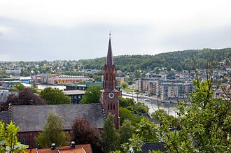 Tønsberg - Tønsberg Cathedral.