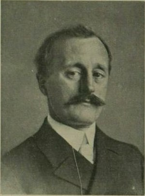 Thomas Naylor (British politician) - Naylor in 1919