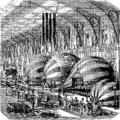 T5- d625 - Fig. 497. — Atelier de construction des ballons, à la gare d'Orléans.png