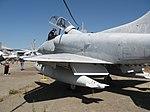 TA-4J port side fuselage, wing, drop tank, canopy (6096992995).jpg
