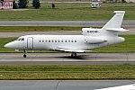 TAG Aviation UK, G-ECHB, Dassault Falcon 900EX (37680524791).jpg