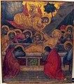 Taddeo di bartolo, resurrezione della vergine, 1410 ca..JPG