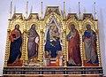 Taddeo gaddi, polittico della madonna col bambino, angeli e santi, 1354, 01.JPG