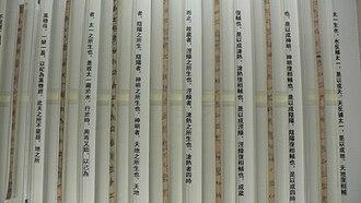 Guodian Chu Slips - Image: Tai Yi Sheng Shui 1