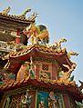 Taiwan 2009 Tainan City Temple FRD 8005.jpg