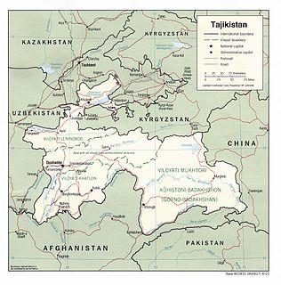 Transport in Tajikistan