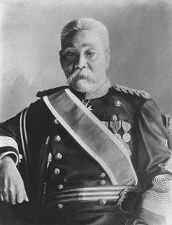 Takashima Tomonosuke Japanese general