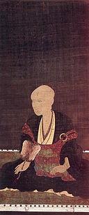 Takeda Nobutora by Takeda Nobukado (Daisenji Kofu)