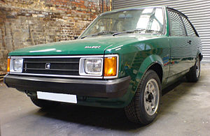 Chrysler Europe - Image: Talbot sunbeam lotus